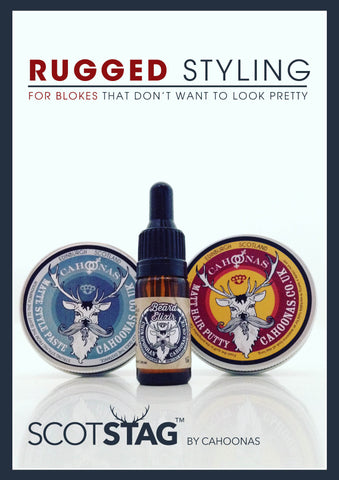 Scotstag rugged styling range