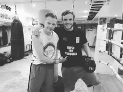Ben Day trainer and Boxing coach- Boxing London Euston