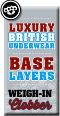 Luxury British Underwear