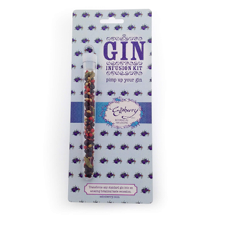 Edinberry gin pimping kit