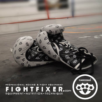 fightfixer 14oz sparring gloves