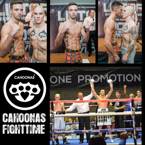 JoshTaylor boxer wins his debut professional boxing match at meadowbank Edinburgh Scotland