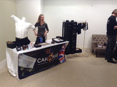 Cahoonas popup stall