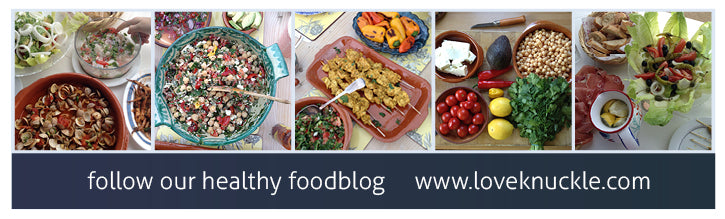 Healthy food blog