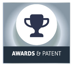 Awards and patent