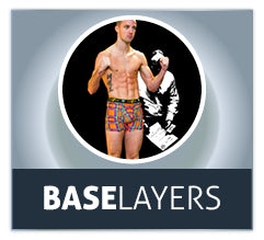 Baselayers, Josh Taylor Boxer in Cahoonas
