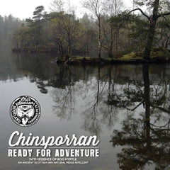 Scotstag styling range goes on a tour of the lake District, England with Chinsporran beard oil.