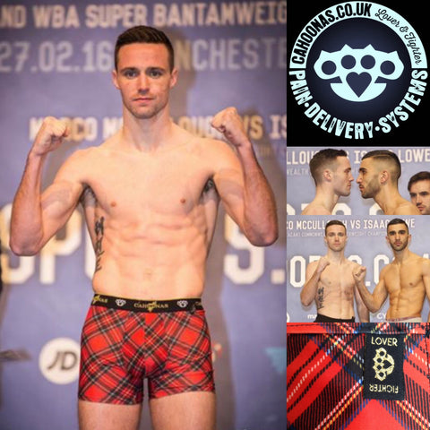 joshtaylorboxer weighs in on the FramptonQuigg undercard at Manchester arena.