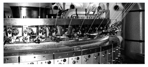 Cahoonas Nottingham Fabric Spinning Mill