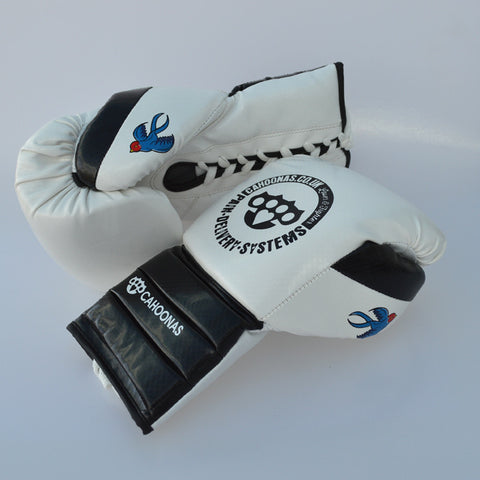 16oz SwiftFists™ Lace-up Sparring Glove