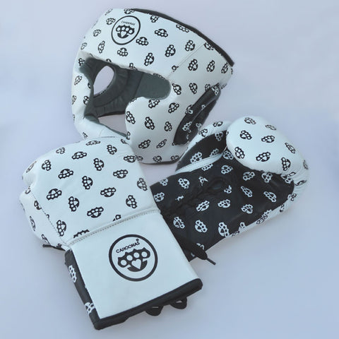 Sparring Protection, Boxing head guard