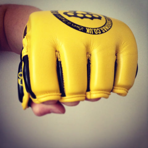 MMA grapling gloves