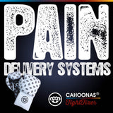 Pain delivery systems sparring gloves by cahoonas