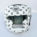 Head protector for sparring