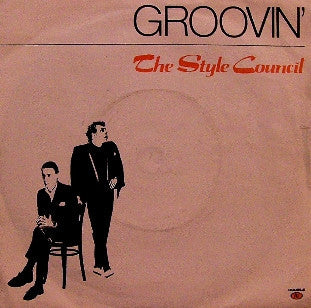 Style Council, The, You're The Best Thing / The Big Boss Groove, 7'' single