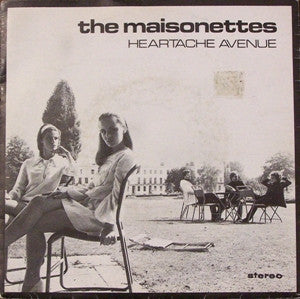"Maisonettes, The, Heartache Avenue / The Last One To Know, 7"" single"