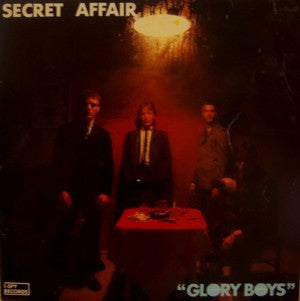 Secret Affair / Glory boys, LP