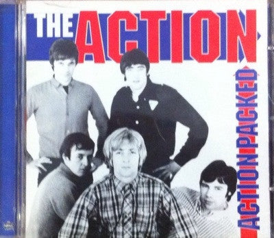 Action, The / Actionpacked, CD