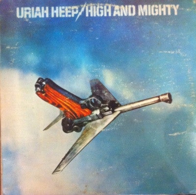 Uriah Heep / High And Mighty, LP