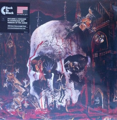 Slayer / South of Heaven, LP