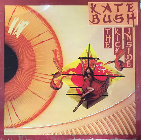Kate Bush / The Kick Inside, LP