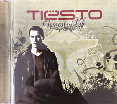 Tiesto / Elements of Life, CD