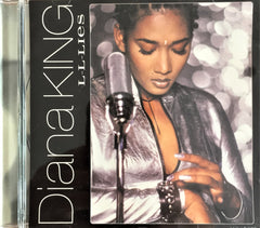 Diana King / L-l-lies, CD Single