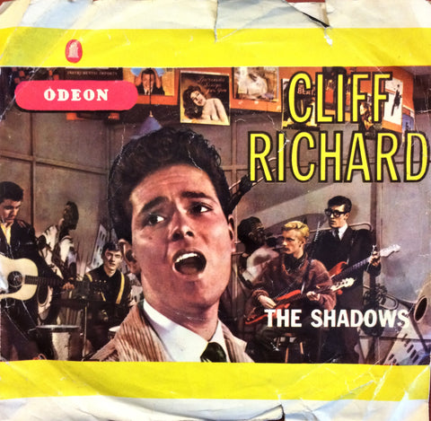 Cliff Richard, Now's the Time to Fall In Love / A Girl Like You, 45'lik