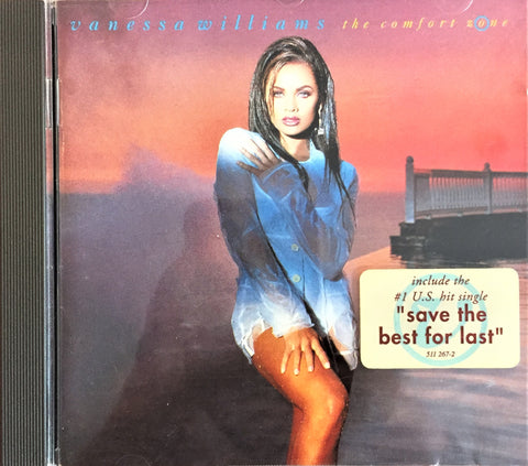Vanessa Williams / The Comfort Zone, CD