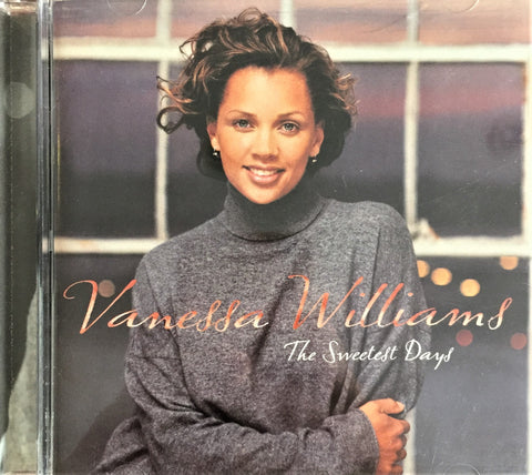 Vanessa Williams / The Sweetest Days, CD