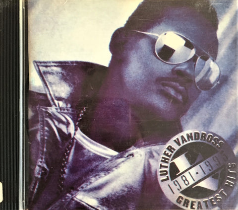 Luther Vandross / Greatest Hits 1981-1995, CD
