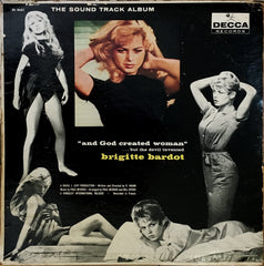 Brigitte Bardot / The Sund Track Album Of And God Created Woman, LP