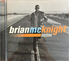 Brian McKnight / Anytime, CD