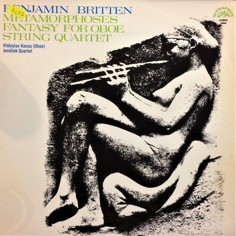 Britten / Metamorphoses, LP