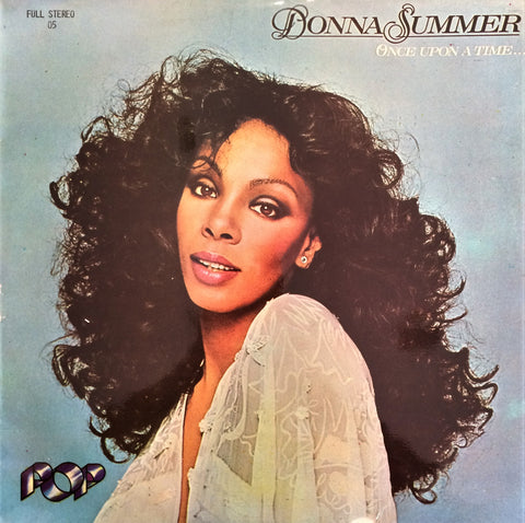 Donna Summer / Once Upon a Time..., LP