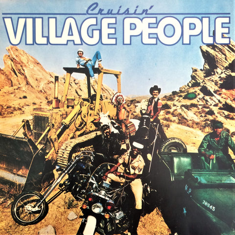 Village People / Cruisin', LP