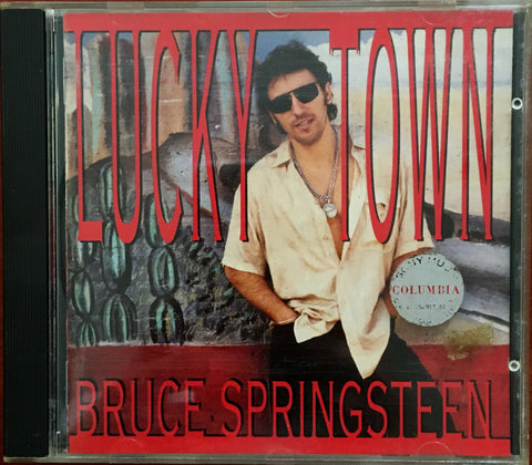 Bruce Springsteen / Lucky Town, CD