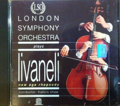London Symphony Orchestra / Livaneli, CD