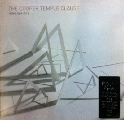 "Cooper Temple Clause, The / Homo Sapiens, 7"" Single"