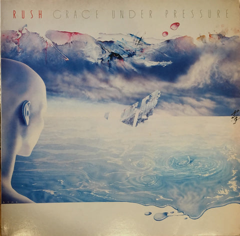 Rush / Grace Under Pressure, LP