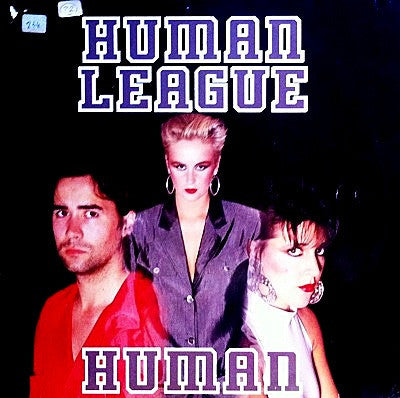 "Human League / Human 12"" Single"