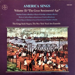 Çeşitli Sanatçılar / America Sings Vol 2: 'The Great Sentimental Age', 3 LP Box