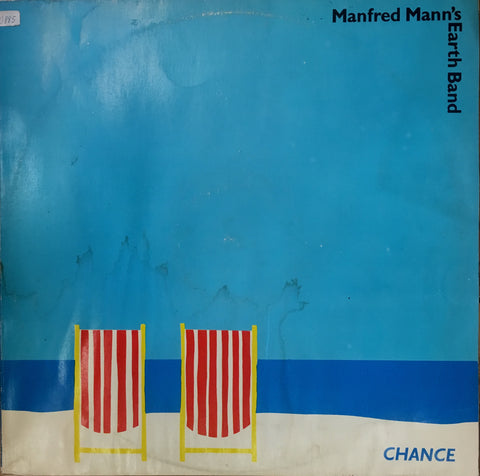 Manfred Mann's Earth Band / Chance, LP