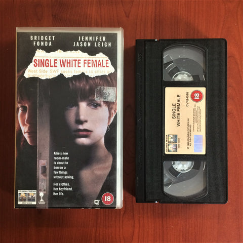 Single White Female, VHS Kaset