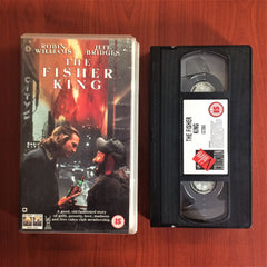 Fisher King, The, VHS Kaset
