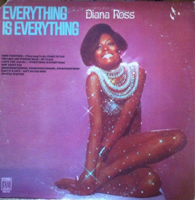 Diana Ross / Everything is Everything, LP