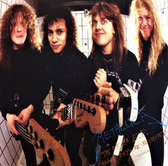 "Metallica / Garage Days Re-Revisited, The $5.98 E.P:, 12"" Single"