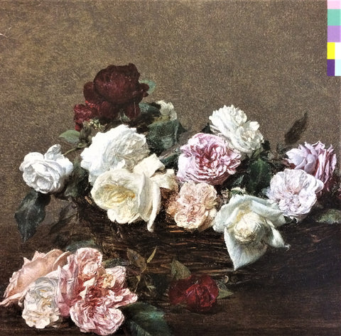 New Order / Power Corruption and Lies, LP