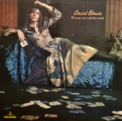 David Bowie / The Man Who Sold The World, LP