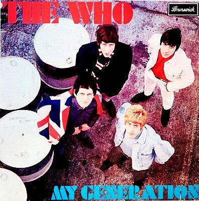 Who, The / My Generation, LP